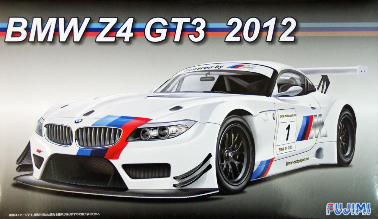 z4 gt3 2012