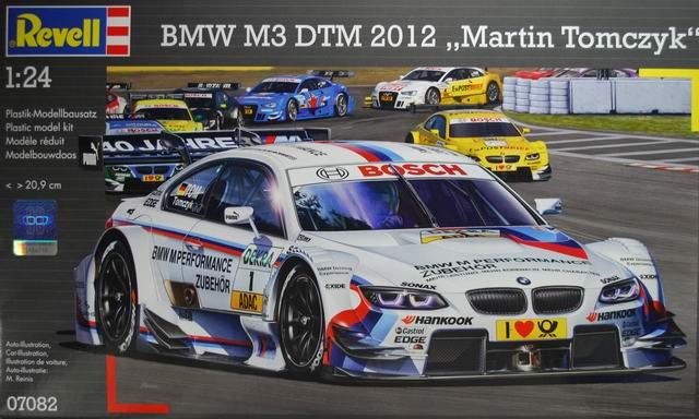 M3 DTM Revell