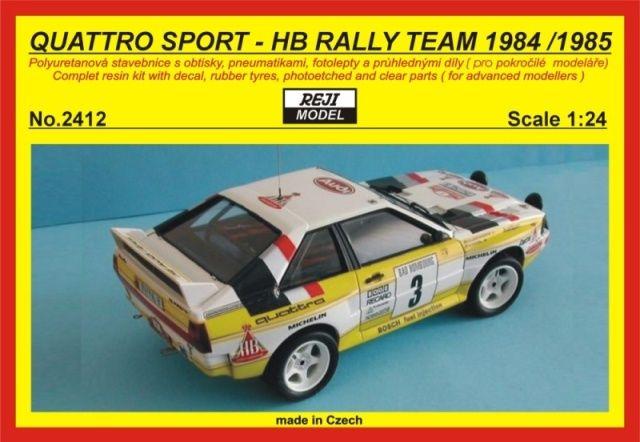 Audi Sport Reji