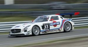 Mercedes GT3 Martini